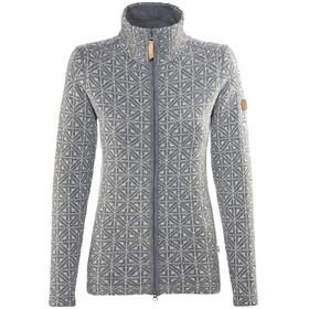 Fjällräven Övik sweater Dames donker grijs